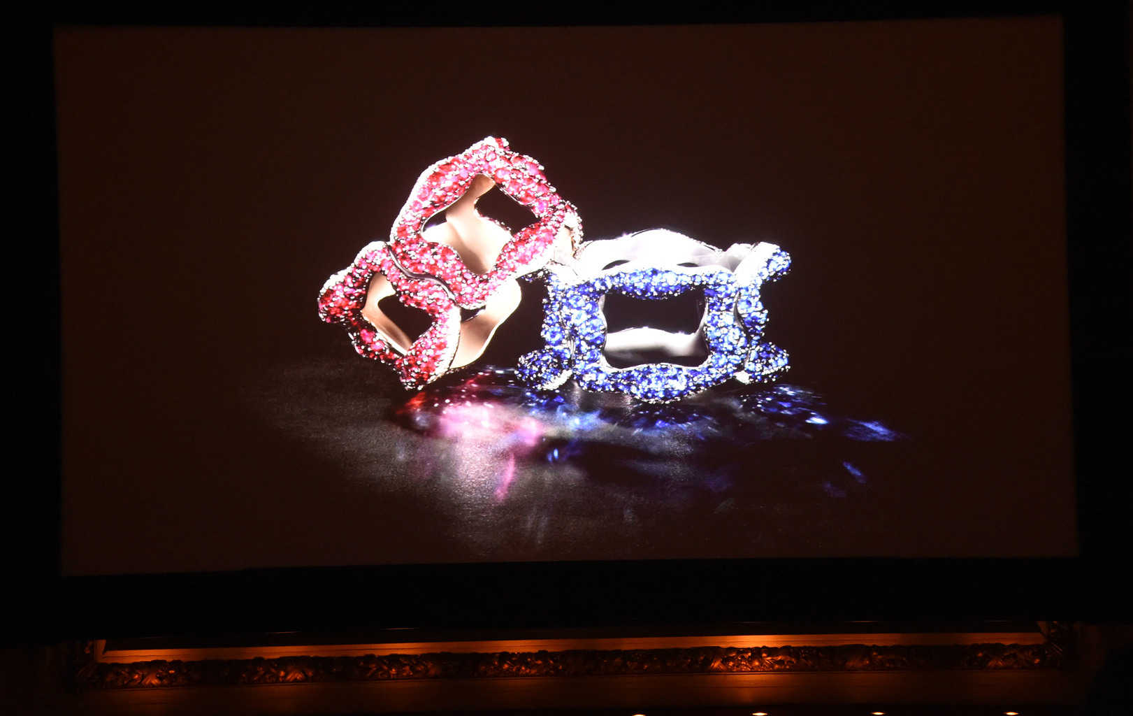A front roll from the Fabergé Galas