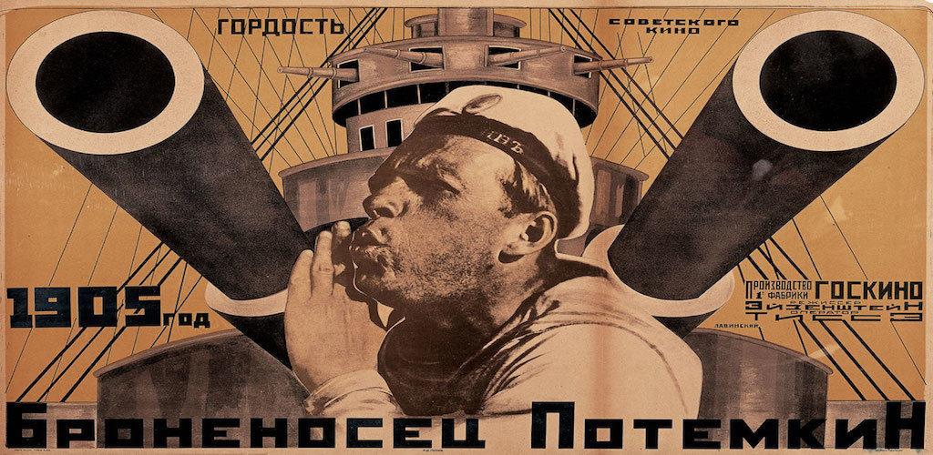 Battleship Potemkin (1925)by Sergei Eisenstein