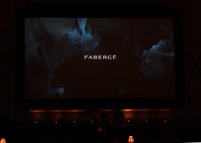 Kino Klassika sponsors Fabergé Fine Jewellery