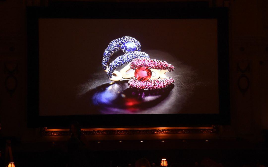 End of St Petersburg Gala with Fabergé