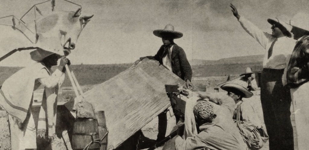 Eisenstein in Mexico