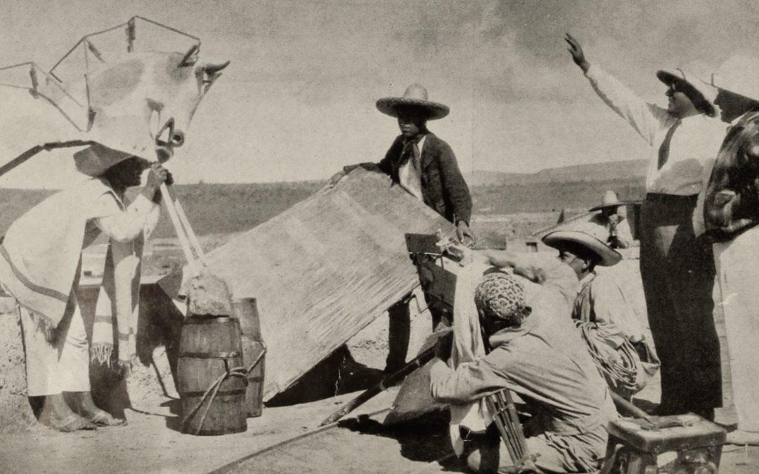 Eisenstein in Mexico