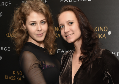 Kristina Moskalenko and Maria Korolkova