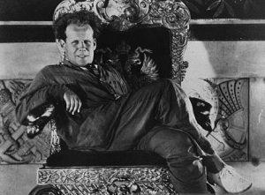 Young Film Maker's Scheme - Eisenstein on Throne