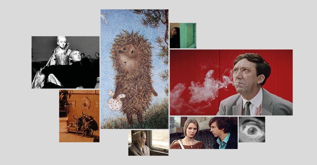 KLASSIKI: Classic Cinema on the Hop