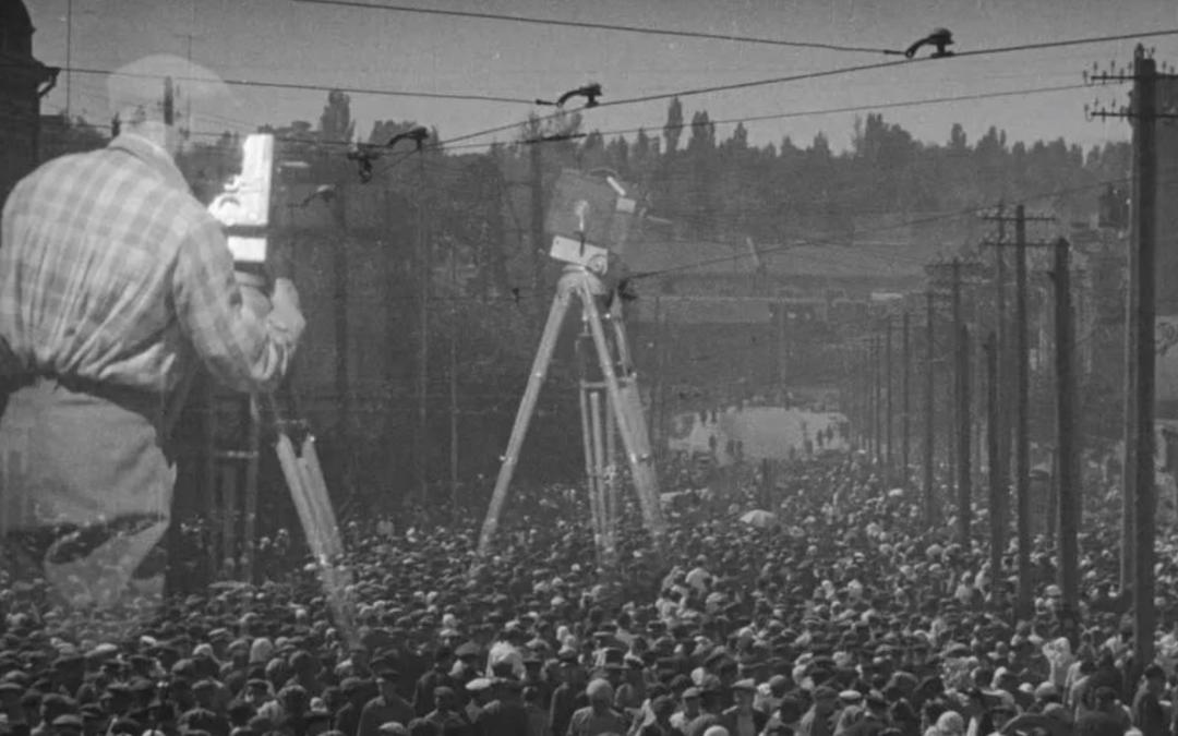 Man With a Movie Camera (1929)by Dziga Vertov