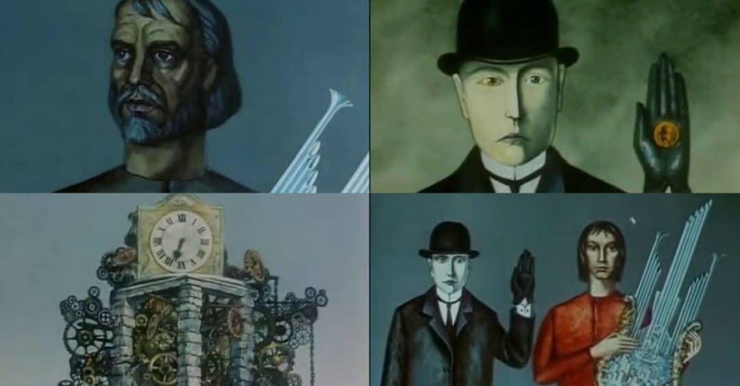 Masters of Animation: Andrei Khrzhanovsky
