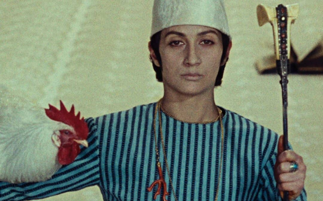 The Colour of Pomegranates (1969)  by Sergei Parajanov